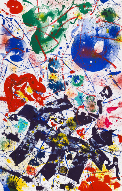 Sam Francis, 'Untitled (SF-357)', 1992, Christopher-Clark Fine Art