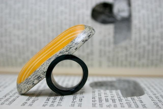 , 'Ivanhoe ring,' 2016, jaggedart