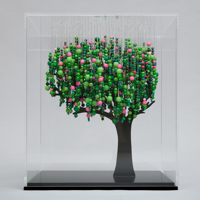 , 'Cherry Tree,' 2017, Galerie Montmartre