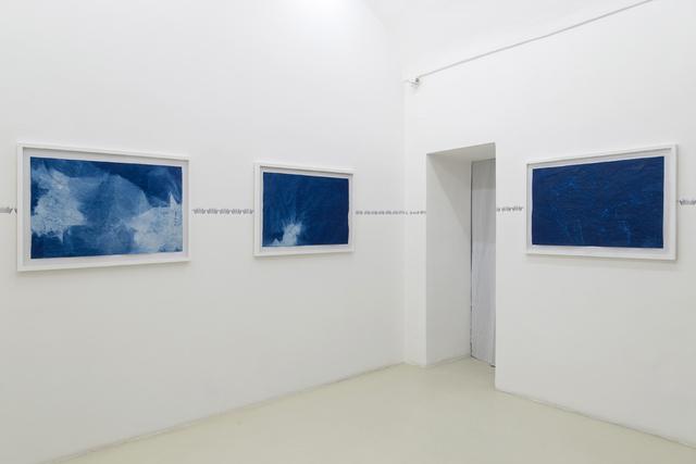 , 'La Muralla Azul,' 2014, Umberto Di Marino