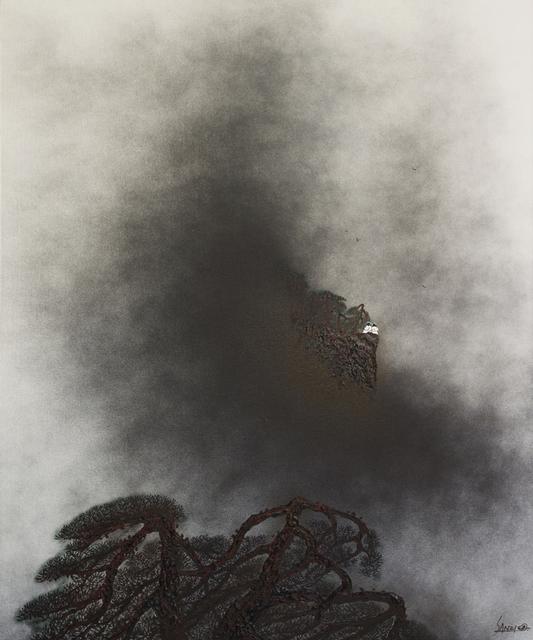 , '云舒 Comfortable With The Wind,' 2014, Art WeMe Contemporary Gallery