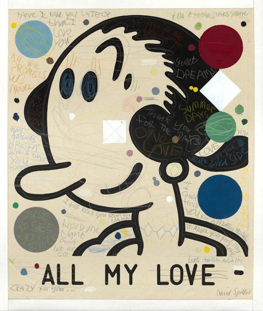 David Spiller, 'All My Love', 2015, Portland Gallery