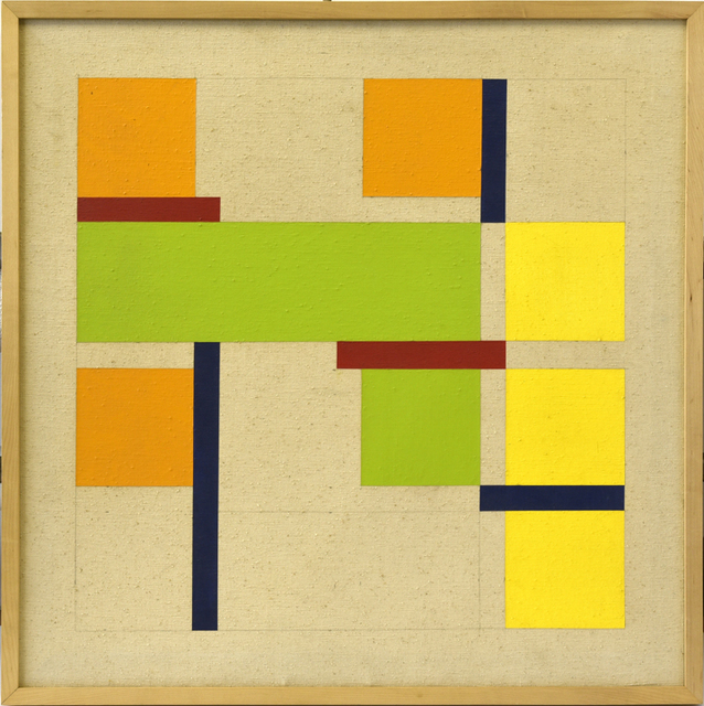 , 'Square Painting #3,' 1970, McCormick Gallery