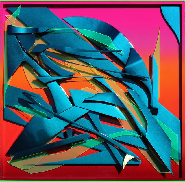 Kwest, '6th At Dusk', 2019, Corey Helford Gallery