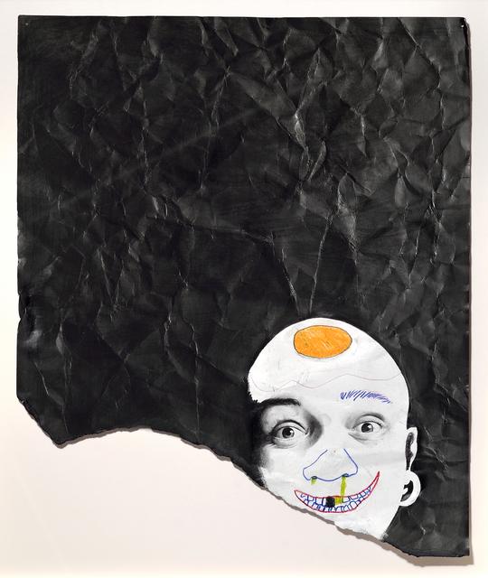 , 'Papá con un huevo frito y mocos,' 2015, Galerie C.O.A