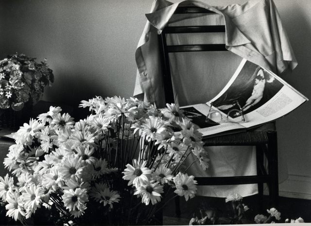 , 'Flowers for Elizabeth,' 1976, Bruce Silverstein Gallery