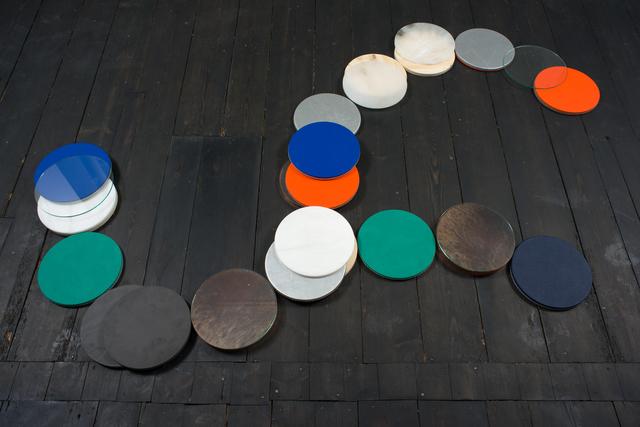 , 'Utaclion (coordinate per sculture gemelle),' 2013, Grimmuseum
