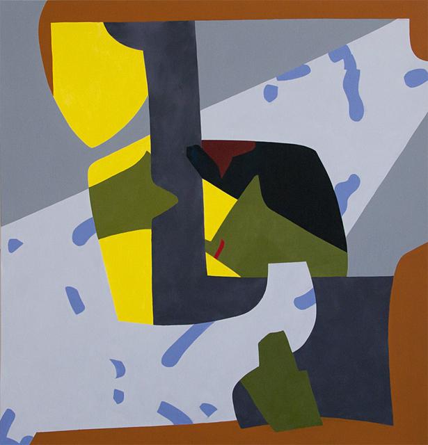 , 'Racket,' 2013, Seraphin Gallery