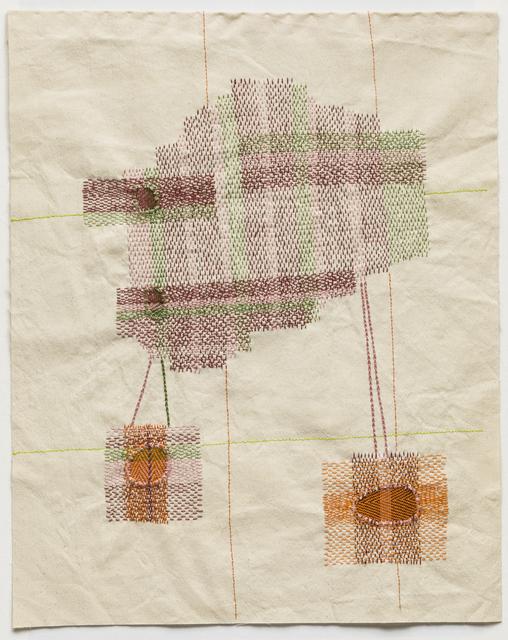 , 'Mend 11,' 2017, Simone DeSousa Gallery
