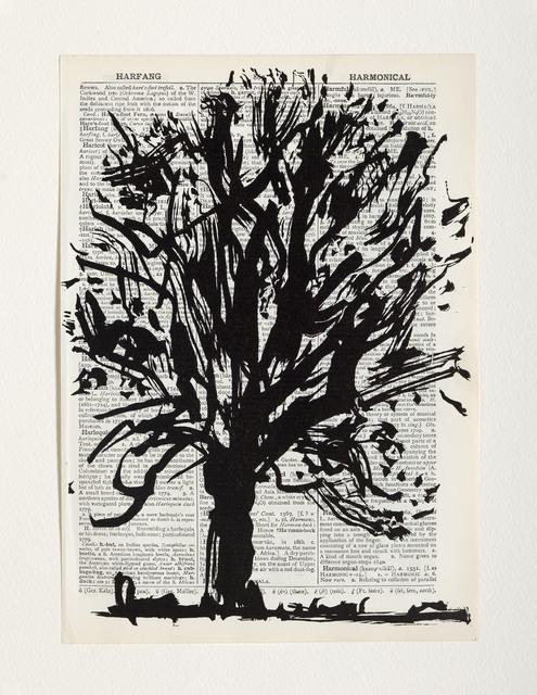 William Kentridge, 'Universal Archive (Ref. 42)', 2012, David Krut Projects