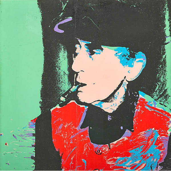 Andy Warhol, 'Man Ray', 1974/1974, Contemporary Works/Vintage Works