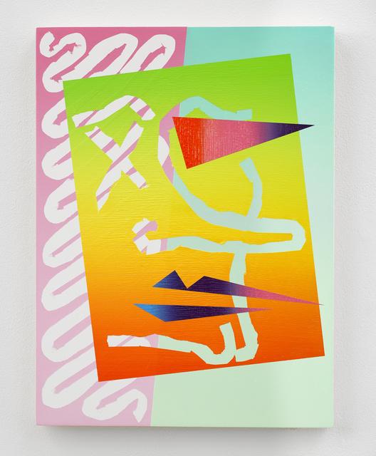 , 'Autoritratto Nove,' 2018, White Cube