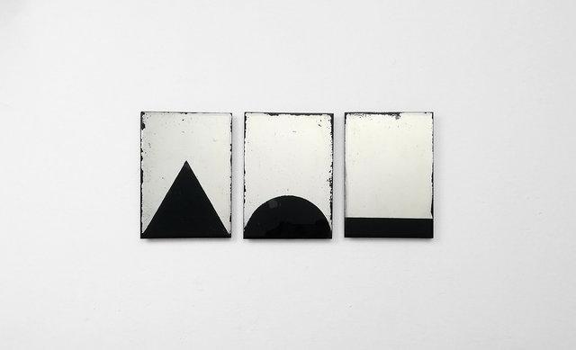 , 'Flags,' 2018, Galleria Giovanni Bonelli