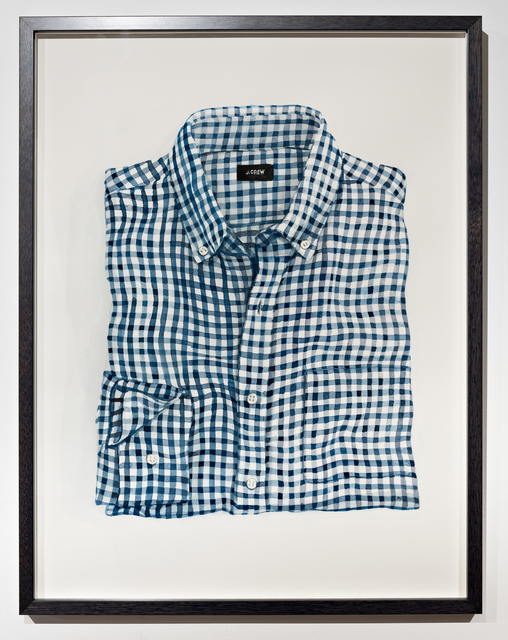 , 'Woven Shirt (Gingham),' 2016, Alter Space