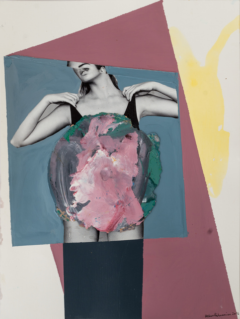 , 'Absentminded Geometry,' 2016, Gallery Isabelle van den Eynde