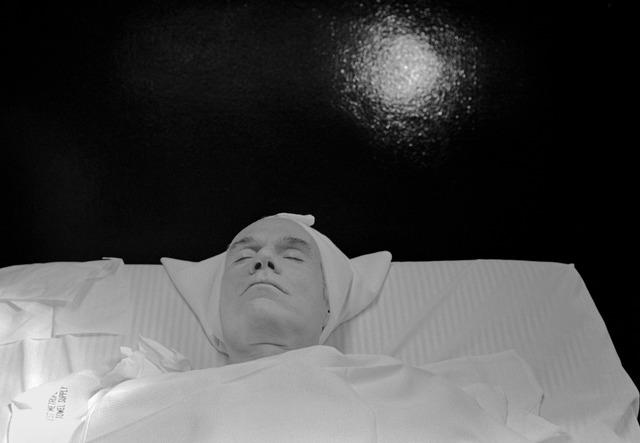 , 'Andy Warhol Getting Facial Treatment 1981,' 2015, Maison Gerard