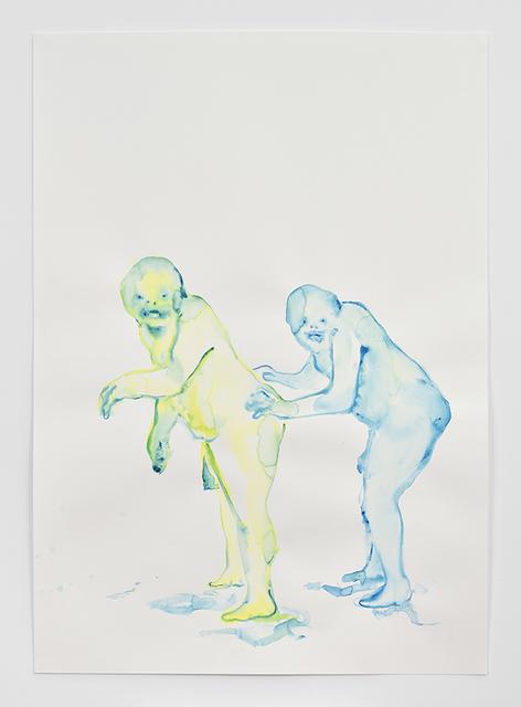 , 'C'est pas grave #8,' 2018, Galerie Thomas Bernard