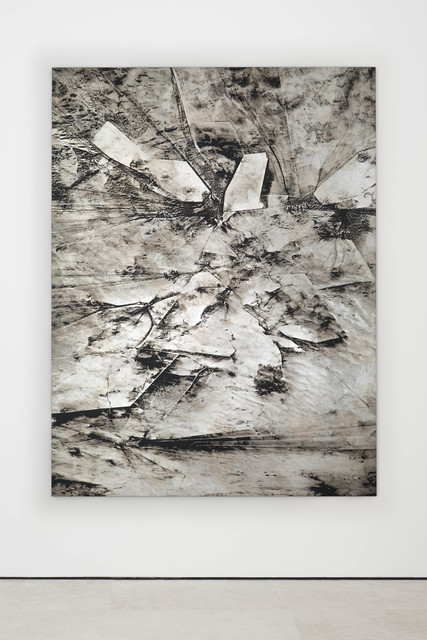 , 'Agricultural Landscape (No.118/Pewter),' 2018, MARUANI MERCIER GALLERY