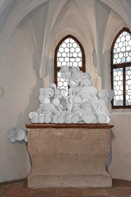 , 'Wolken (Clouds),' 2015, Mario Mauroner Contemporary Art Salzburg-Vienna