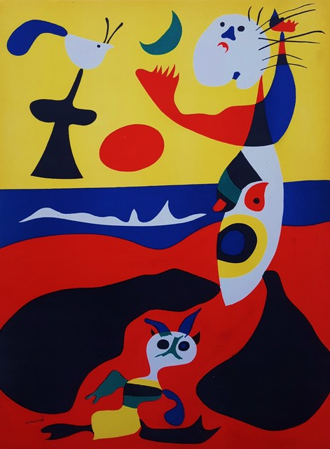 Joan Miró, 'L'Ete', 1938, Graves International Art