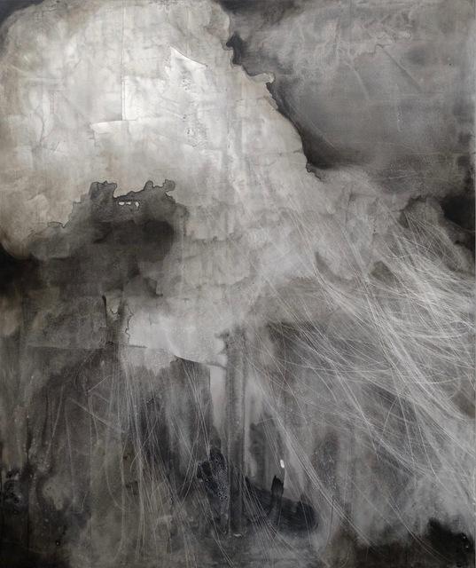 , 'STYX 03 (Jellyfish),' 2017, ERTI