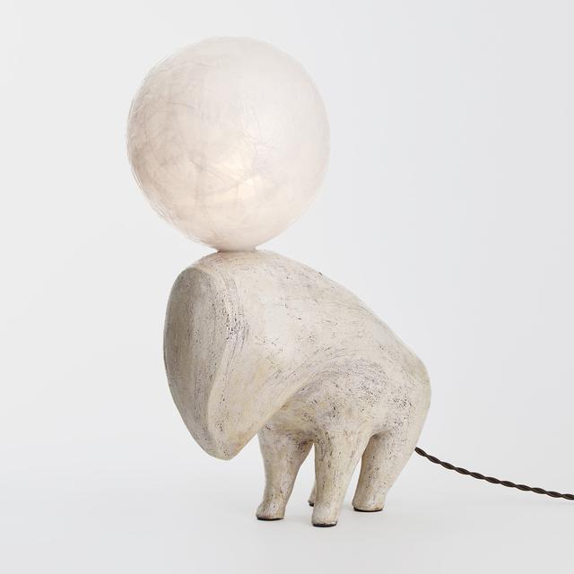 Kristin Victoria Barron, 'Bison Lamp ', 2019, The Future Perfect