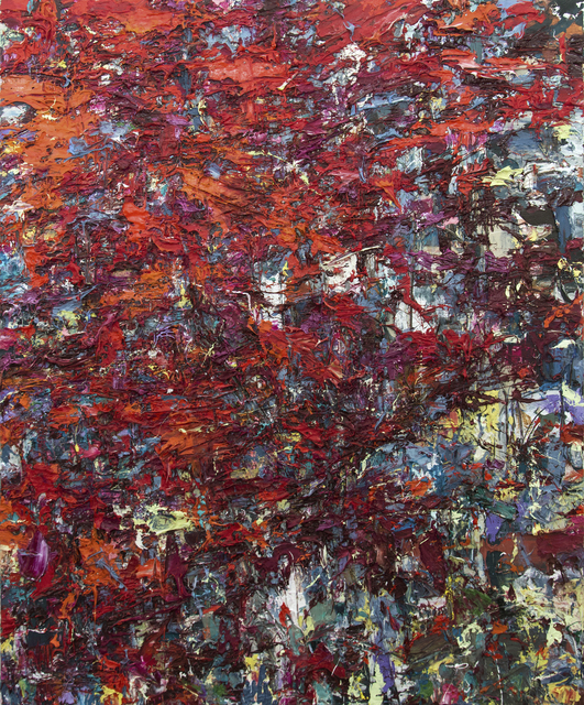, 'Fire Storm,' 2017, Oeno Gallery