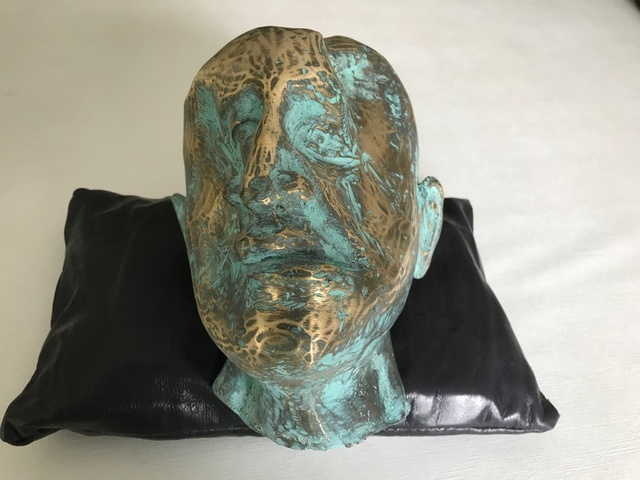 Siriki KY, 'Precious Head 2', 2019, Galerie Galea