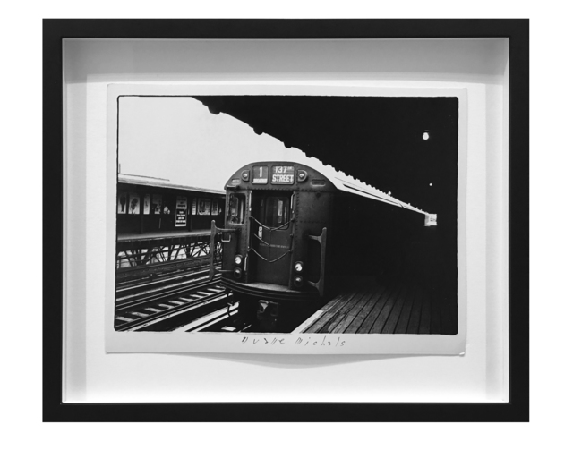 , 'Empty New York (Subway),' 1965, Joshua Liner Gallery