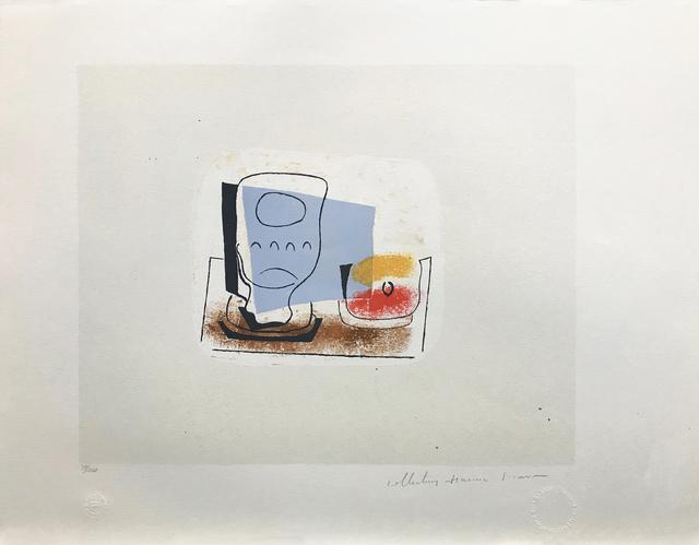 Pablo Picasso, 'NATURE MORTE AU VERRE', 1979-1982, Gallery Art