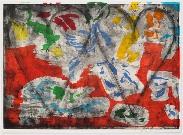 Jim Dine, 'Radiant Landscape', 2015, Adamar Fine Arts