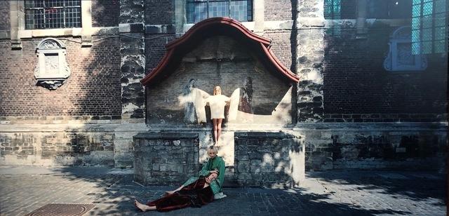 Hellen van Meene, 'De Zeven Werken van Barmhartigheid / bezoek de zieken', 2019, Kunzt Gallery