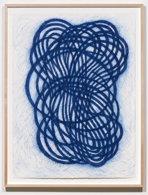 , 'Ultramarine Tangle,' 2016, Brian Gross Fine Art