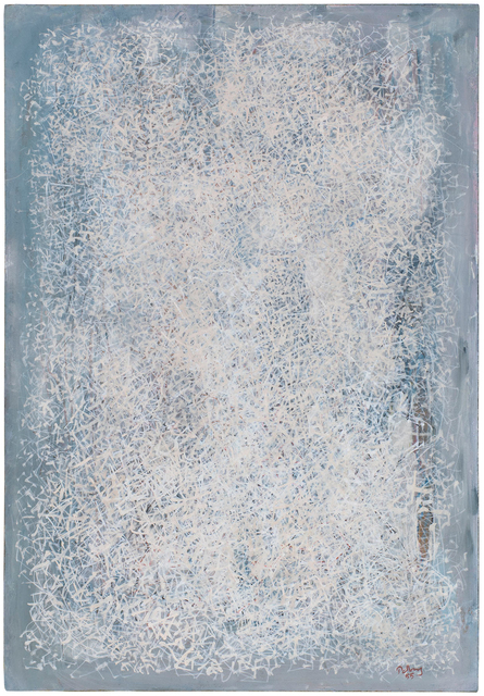 Mark Tobey, 'White Writing', 1955, Michael Rosenfeld Gallery