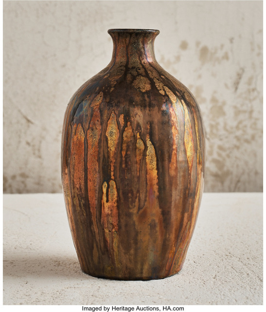 Unknown Artist, 'Vase', circa 1905, Heritage Auctions