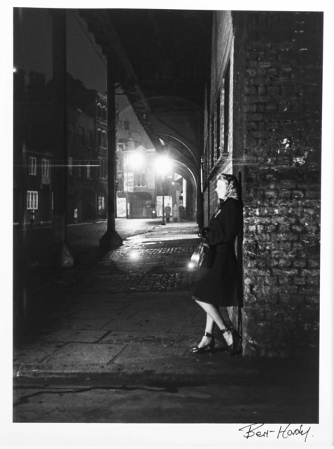 Bert Hardy, 'Cockney Life At The Elephant And Castle, Late At Night', 1949, Chiswick Auctions