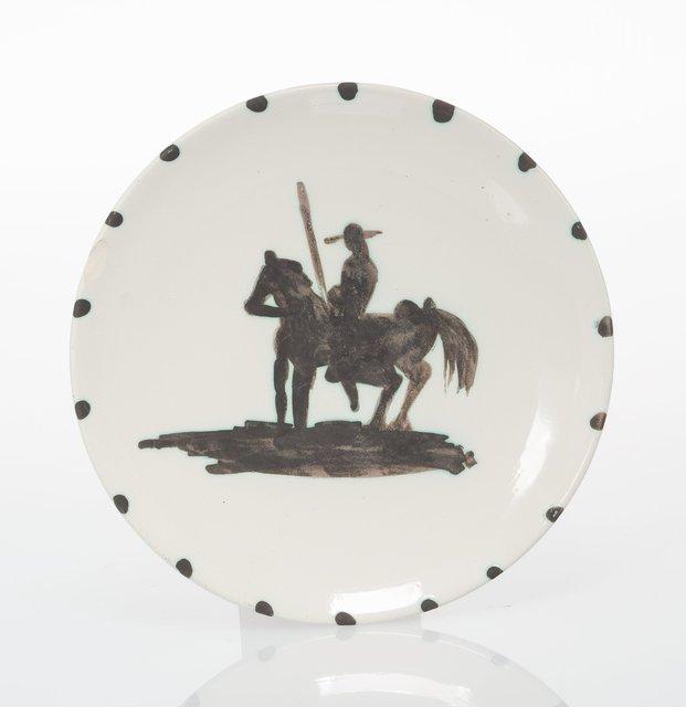 Pablo Picasso, 'Picador', 1952, Heritage Auctions
