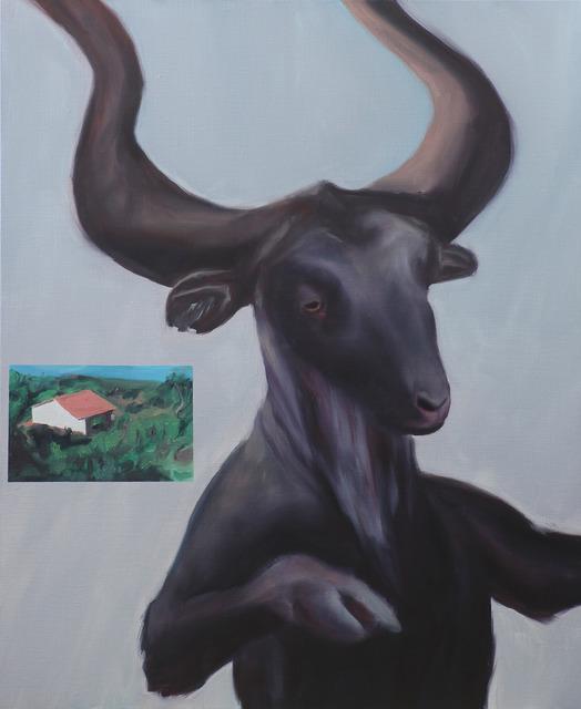 , 'Azazel,' 2014 , Portas Vilaseca Galeria