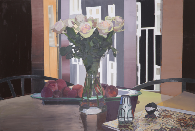 , 'Flower Angles I,' 2017, Hans Alf Gallery