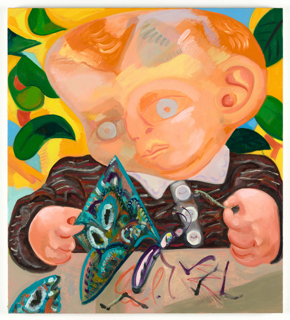 , 'Butterfly,' 2012, kestnergesellschaft