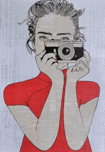 Martina Niederhauser, 'Flash', 2018, Eclectic Gallery