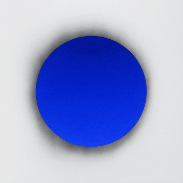 , 'Still Point (Blue Horizon),' 2017, Peter Blake Gallery