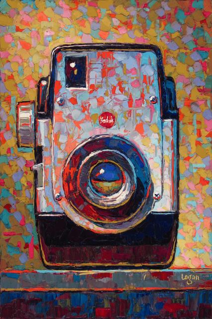 , 'Kodak Brownie Bull's-Eye Camera,' 2018, George Billis Gallery