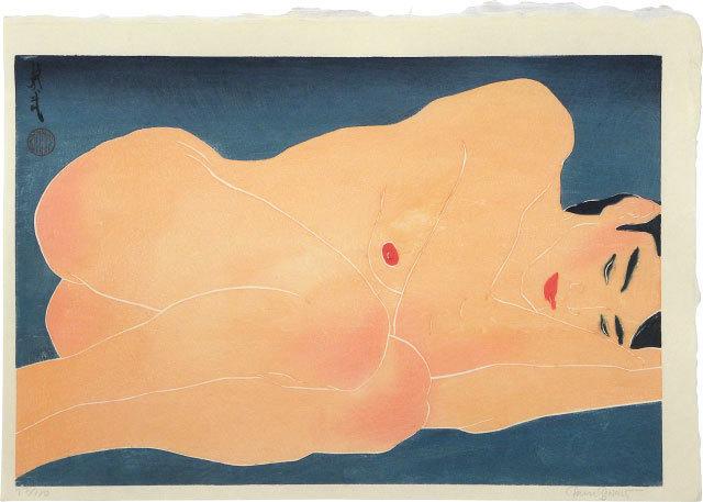 Paul Binnie, 'Sleeping Woman ', ca. 2004, Scholten Japanese Art