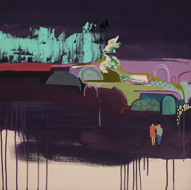 , 'Wonder Twin,' 2015, Jonathan LeVine Projects