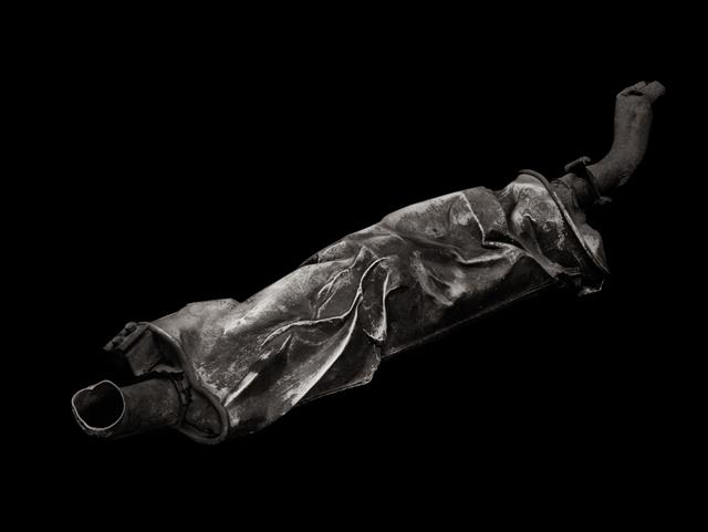 , 'Exhaust Muffler 1,' 2008, Gallery 270