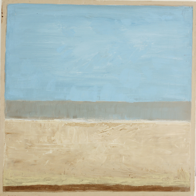 , 'Horizon: Blue/Taupe,' , Studio 21 Fine Art