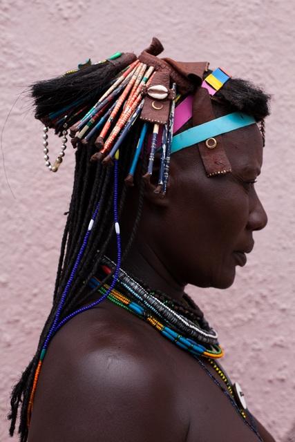 , 'Himba Woman III,' 2016, HAZARD Gallery