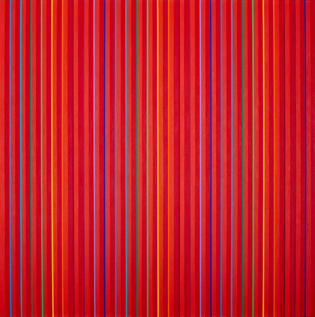 Gabriele Evertz, 'Red + the Spectrum', 2008-2009, Minus Space