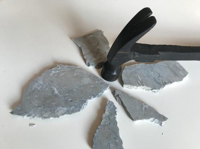 Matthew Kinney, 'Hammer, Stone Shards', 2019, Ethan Cohen New York